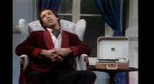 SNL Holidays - Chevy Chase